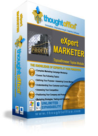 ThoughtOffice / IdeaFisher Expert Marketer Marketing Software