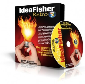 IdeaFisher Retro 7 - Windows 7 Brainstorming Software