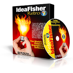 Get IdeaFisher Retro7 innovation software today