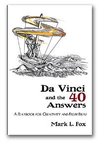 Da Vinci And the 40 Answers Book Cover
